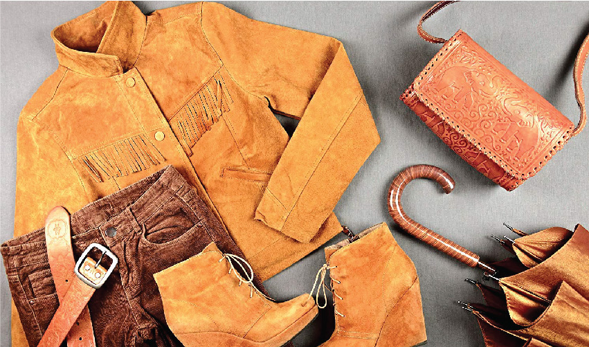 leather garments software